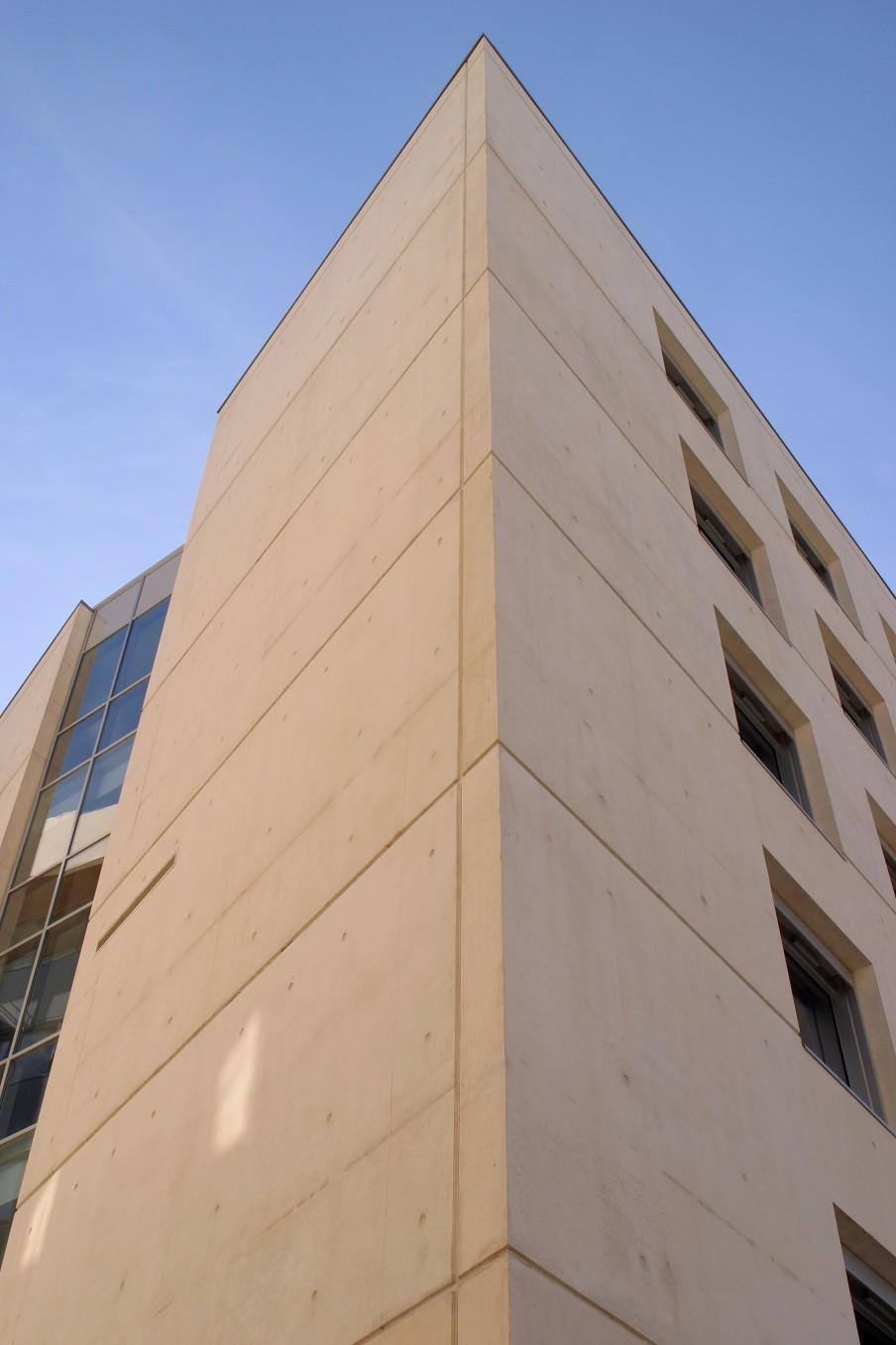 Traverses - immeuble de bureaux