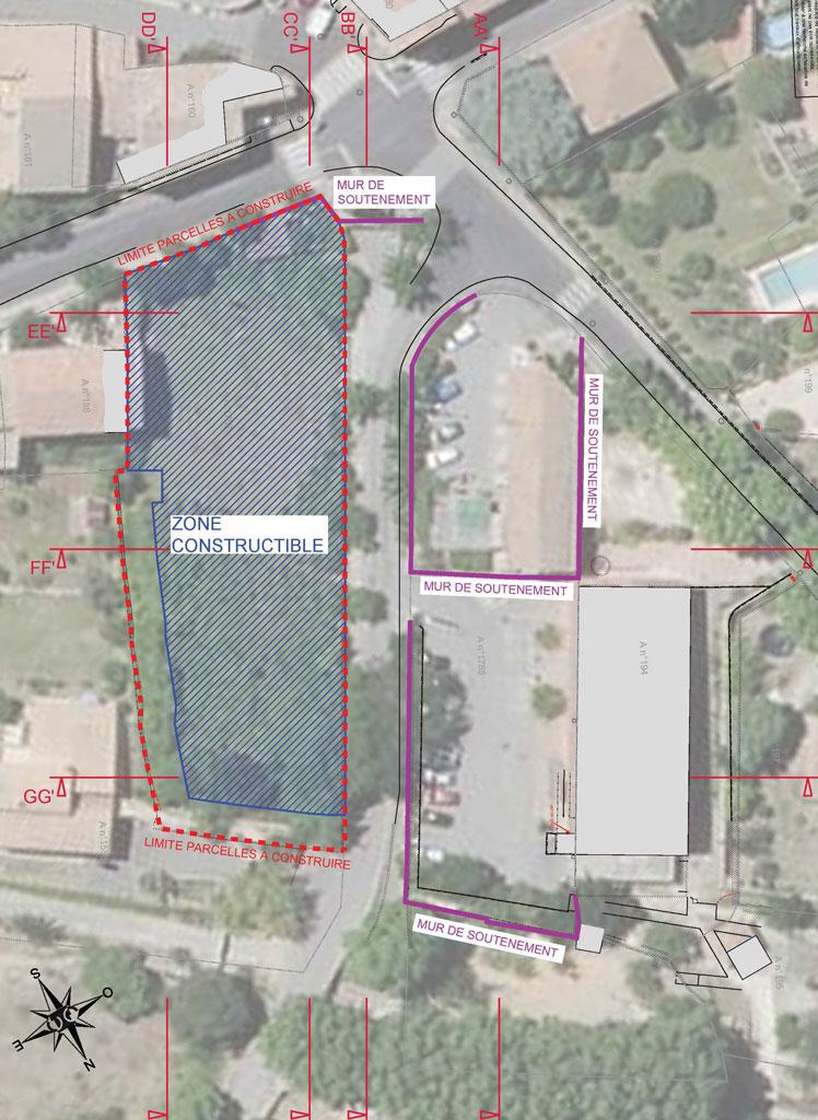 Traverses - orientations du projet urbain