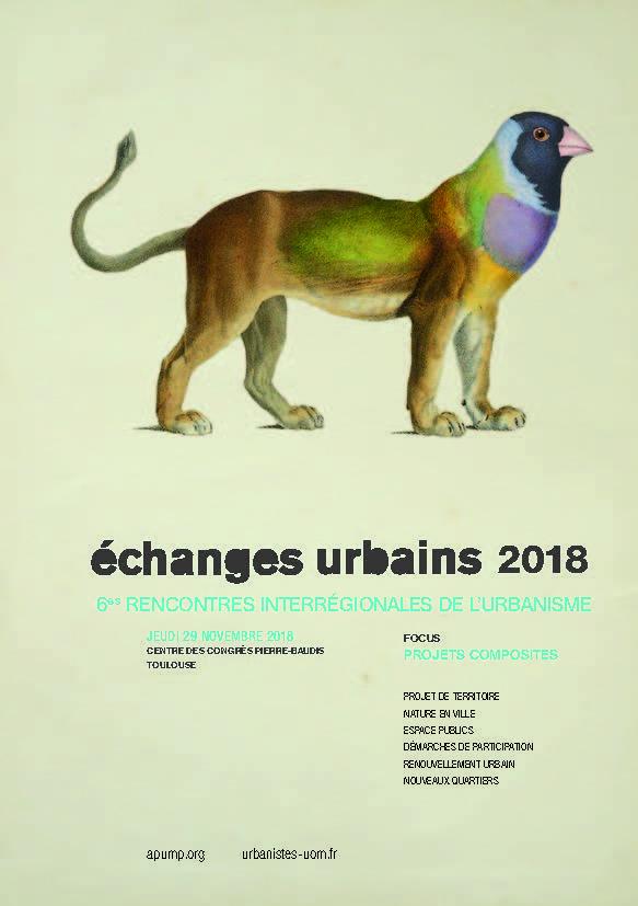 Traverses - échanges urbains 2018