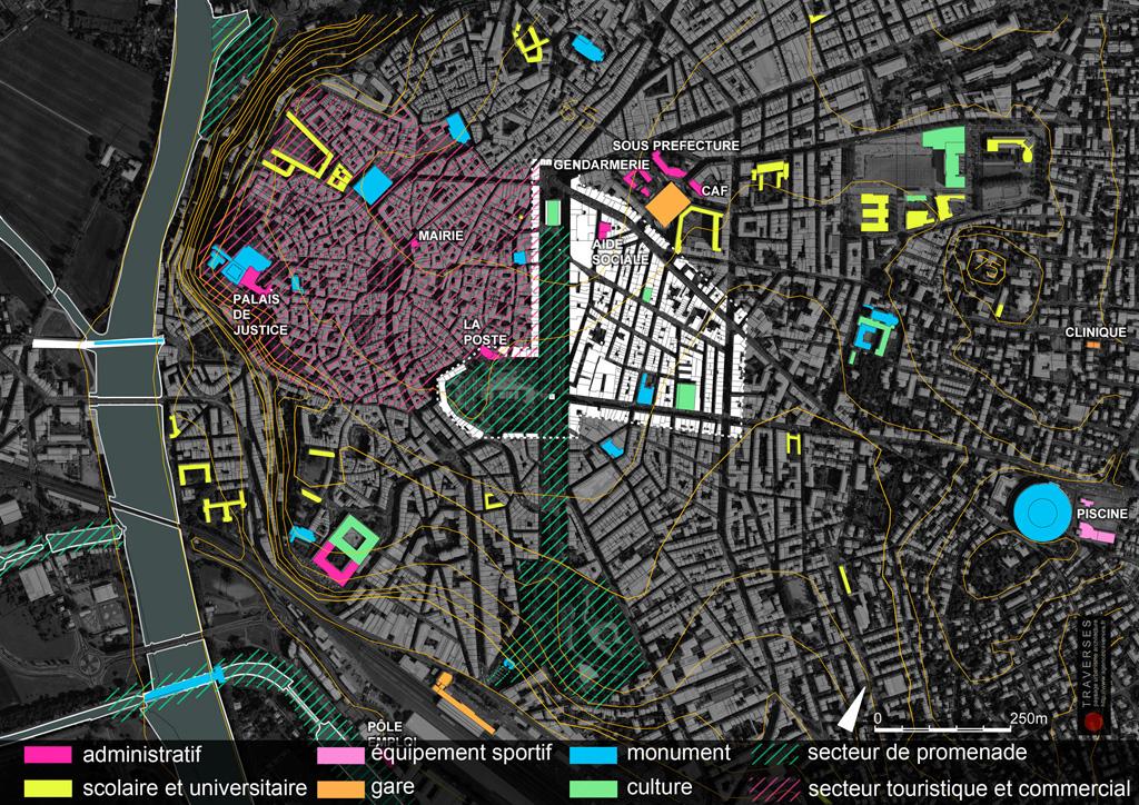 Traverses - carte-5000-équipements-urbains