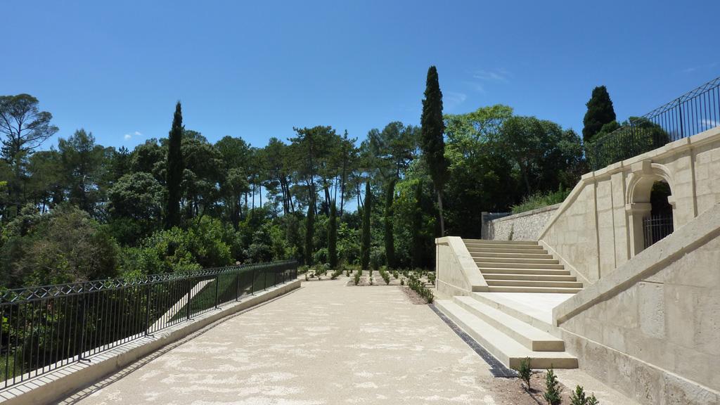 Traverses - aménagements jardins