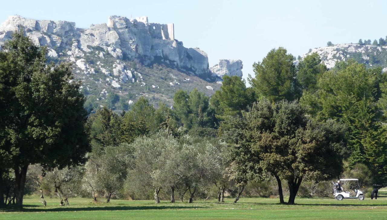 Traverses - Point de vue depuis le golf