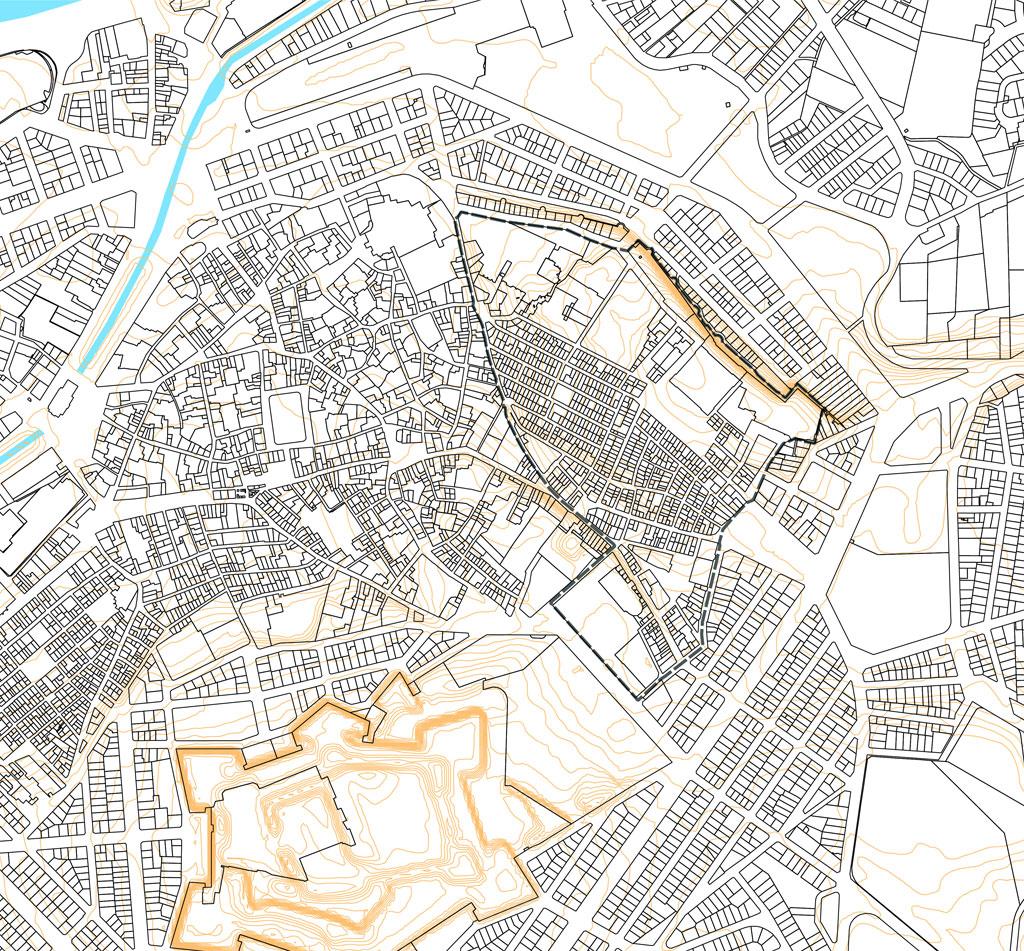 Traverses - un quartier historique et central