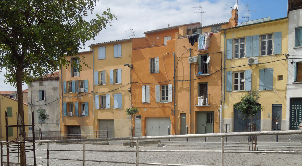 Traverses - une structure urbaine très intéressante à préserver