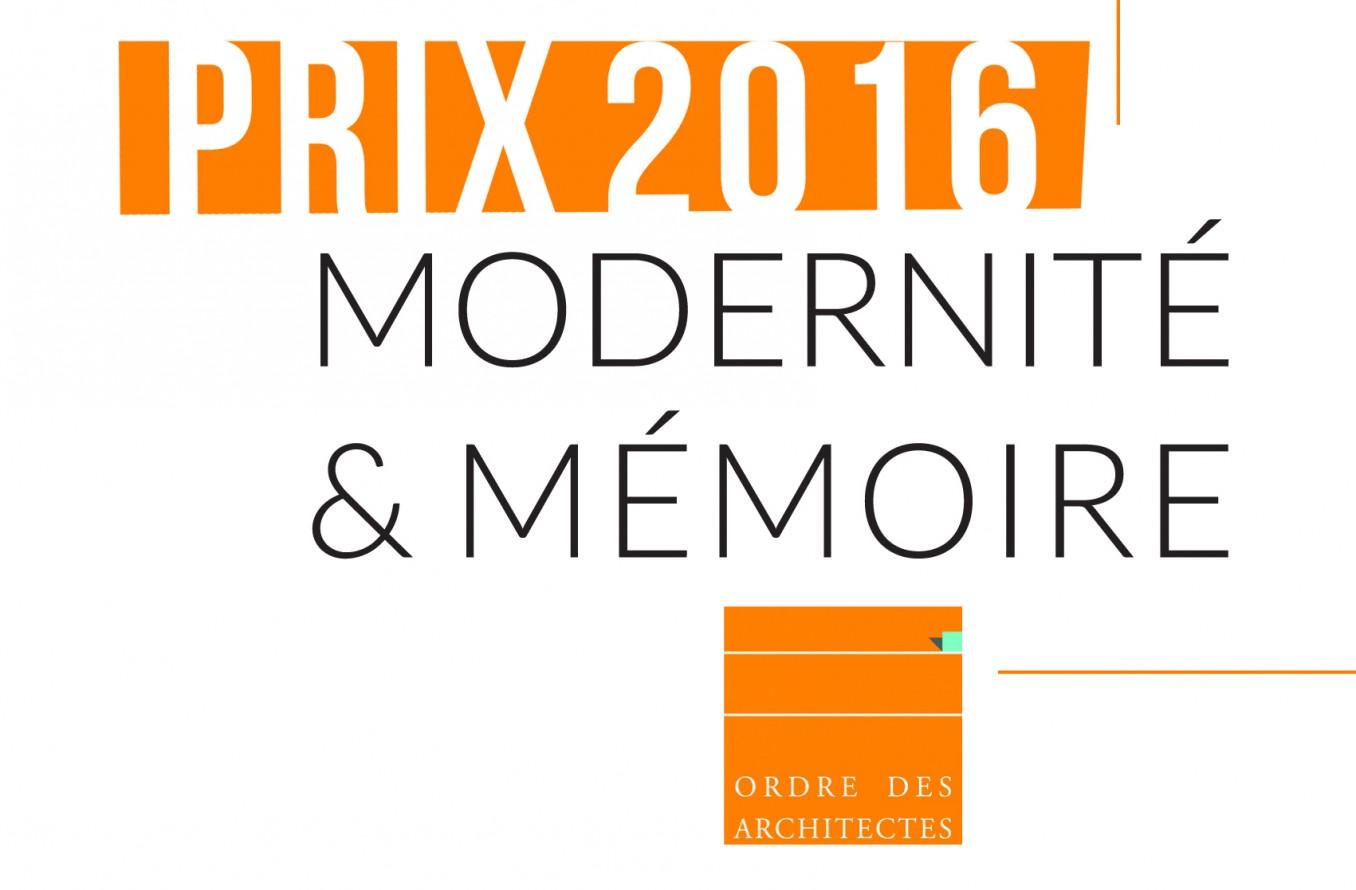 Traverses - prix 2016 modernité & mémoire