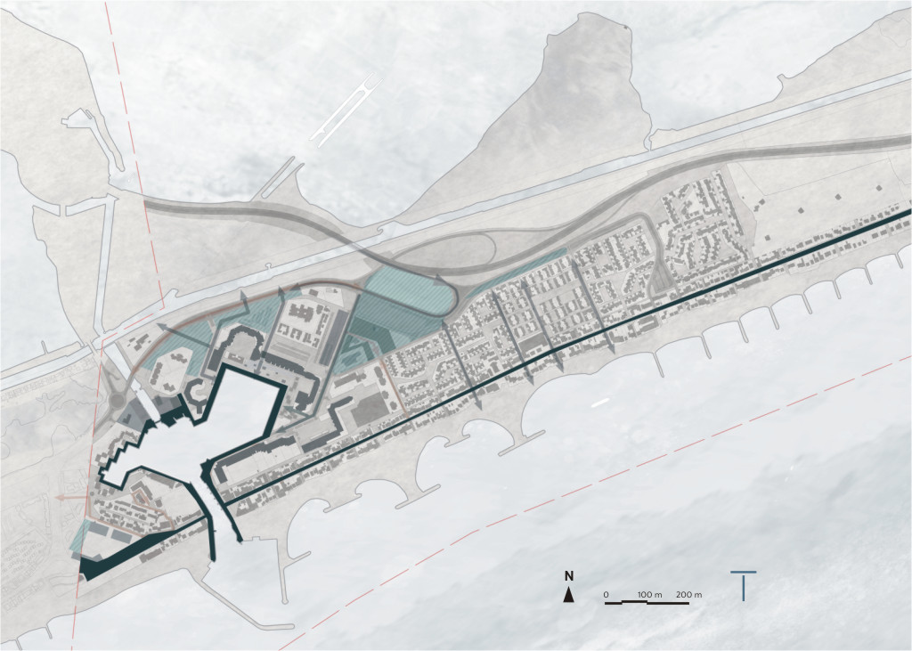 Traverses - valoriser les espaces publics : aménager une promenade du port