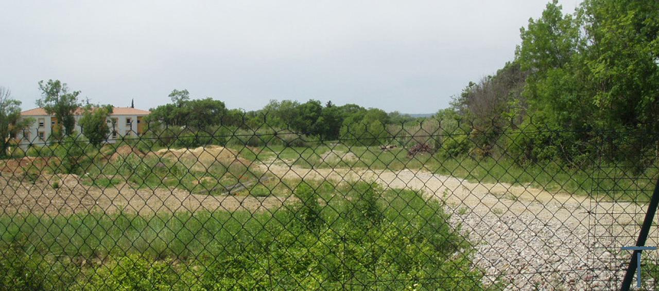 Traverses - site existant avant travaux