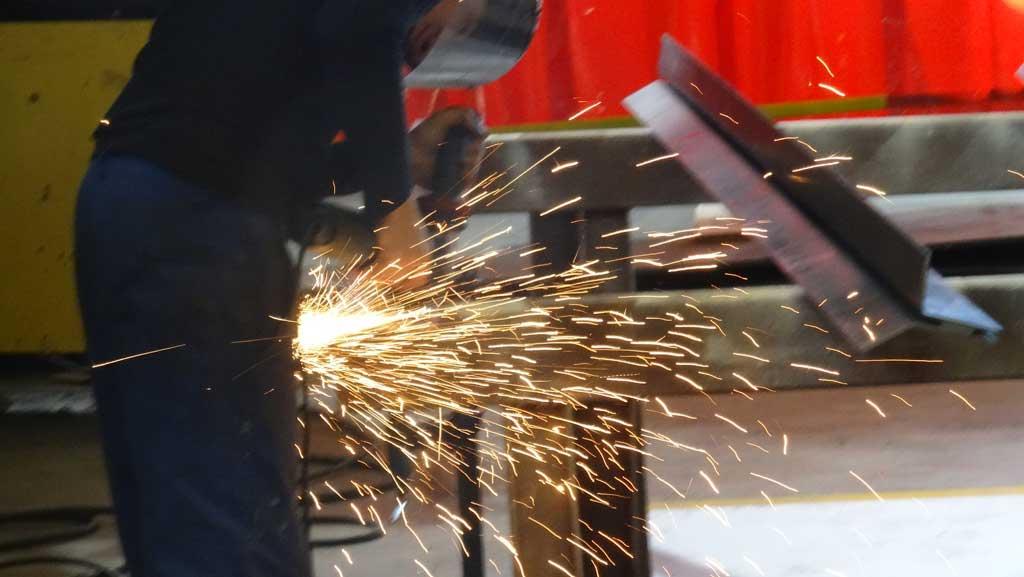Traverses - la préfabrication en atelier