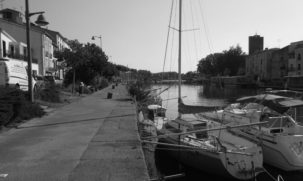 Traverses - Agde