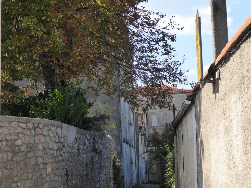 Traverses - ruelle des quartiers anciens