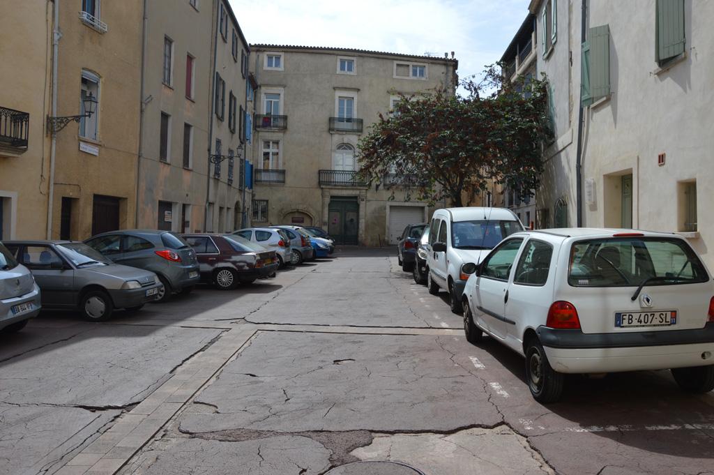 Traverses - placette Cassaignol - Bourg