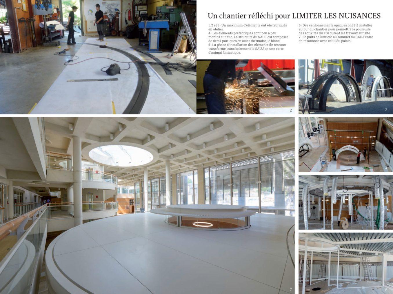 Traverses - plaquette SAUJ du tribunal Montpellier - pages 6-7