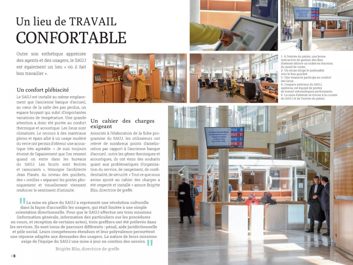 Traverses - plaquette SAUJ du tribunal Montpellier - pages 8-9