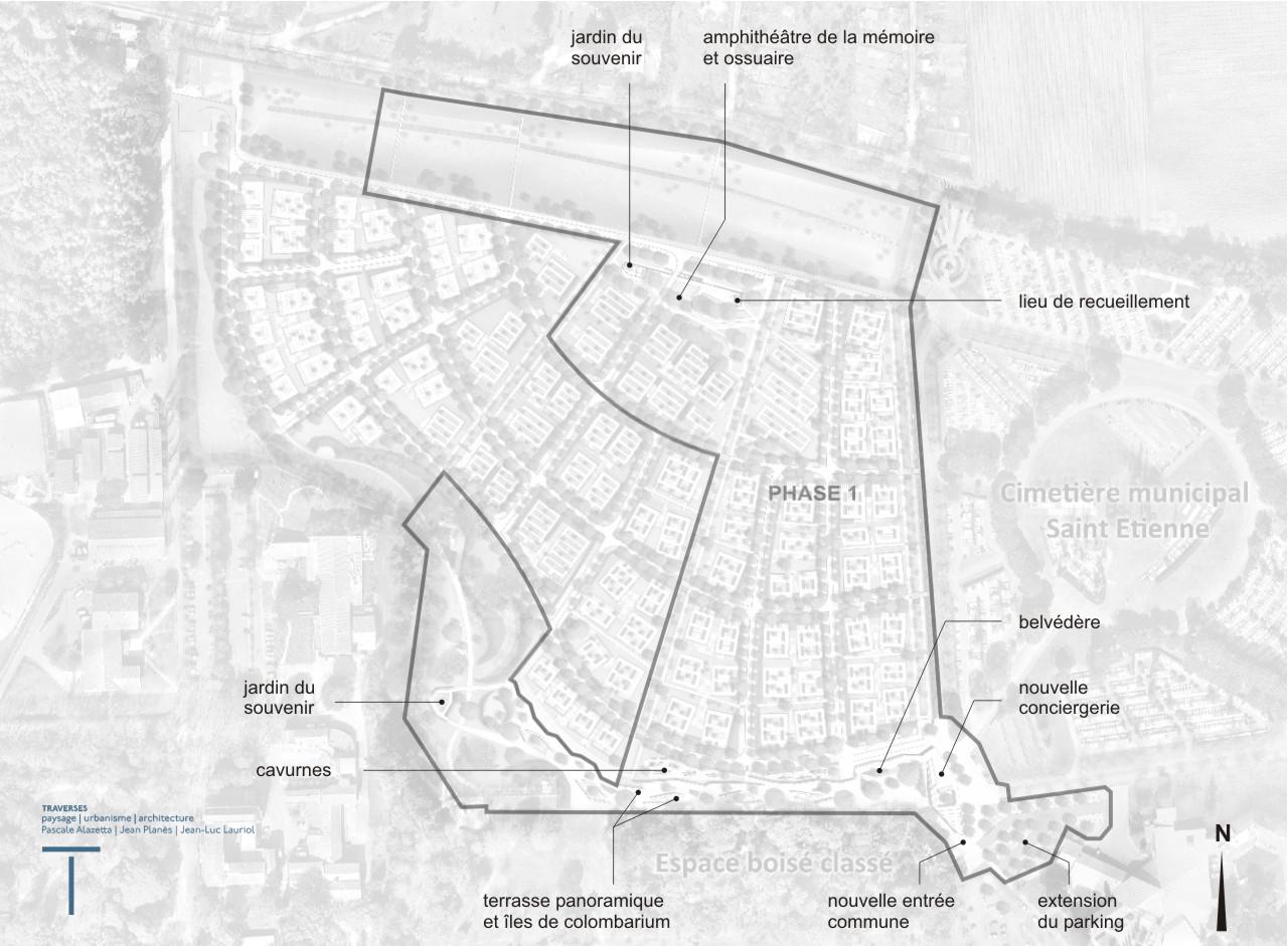 Maitrise D Oeuvre Montpellier maîtrise d'œuvre pour la réalisation de la phase 1 de l