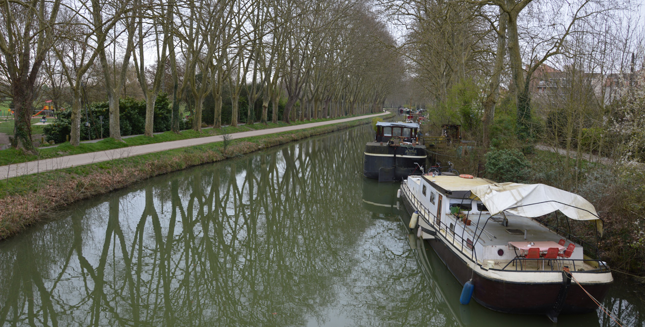 Traverses - Le canal du Midi